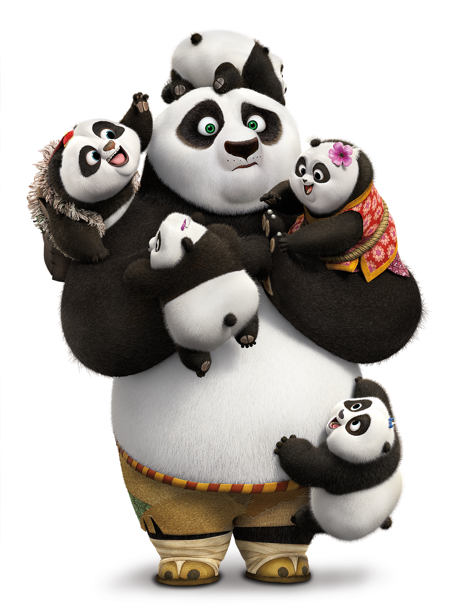 Kung Fu Panda 3 on Digital HD - Kung Fu Panda PNG HD