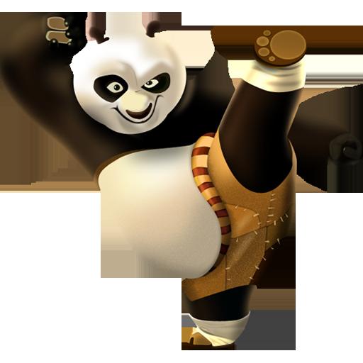 Kung Fu Panda PNG HD