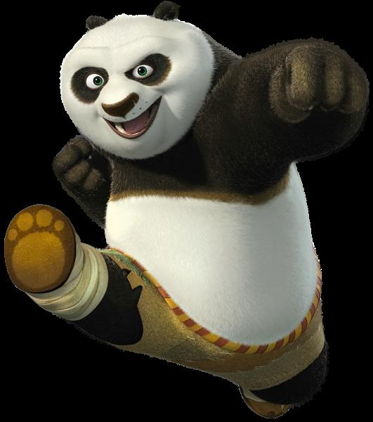 Kung Fu Panda Transparent PNG Clip Art Image - Kung Fu Panda PNG HD