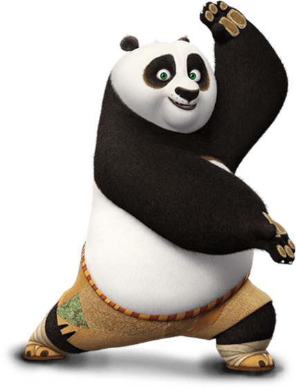 LOOK FOR IT ON BLU-RAY 3D, BLU-RAY, DVD u0026 DIGITAL HD. Panda Village - Kung Fu Panda PNG HD