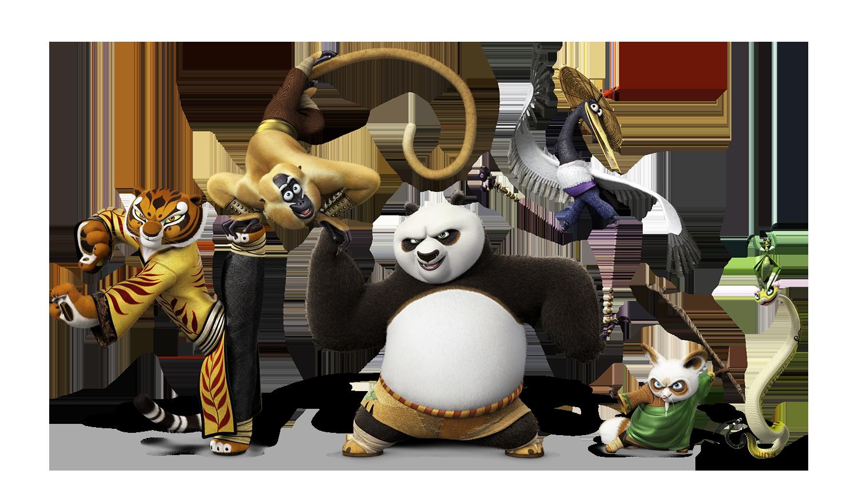 Kung Fu Panda PNG - 12902