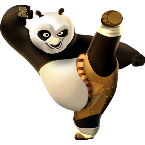 Kung Fu Panda Png PNG Image