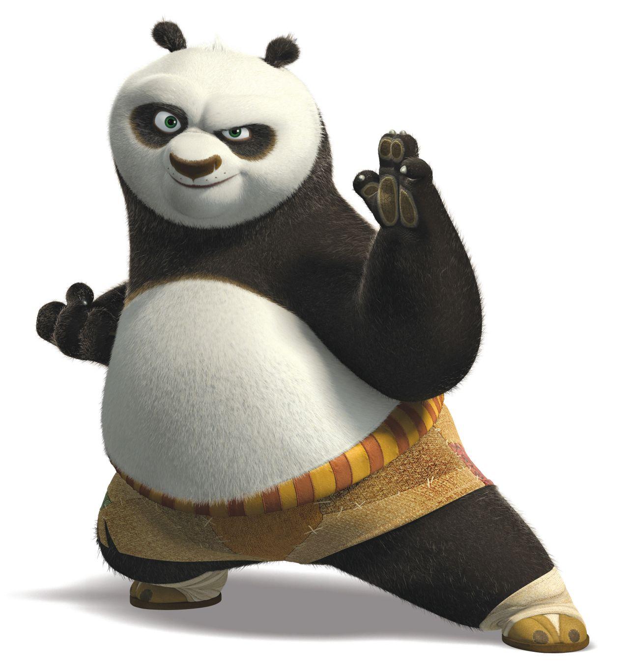 Kung Fu Panda PNG - 12907