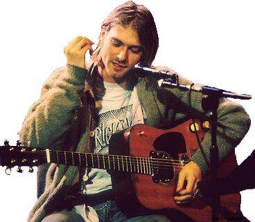 Kurt Cobain PNG - 88245