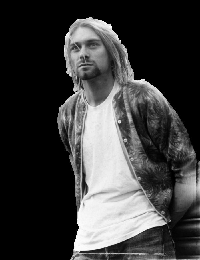Kurt Cobain PNG - 88246