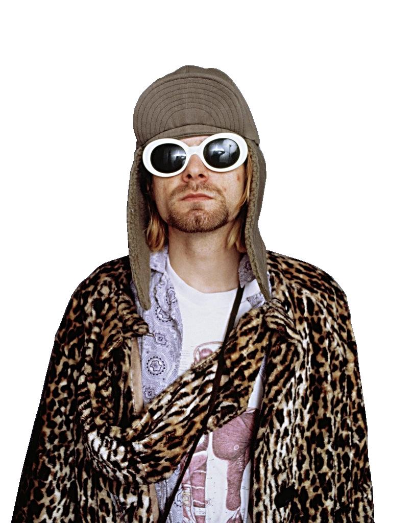 Kurt Cobain, Nirvana - Kurt Cobain PNG
