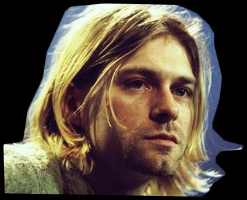 PNG Kurt Cobain 2 by DanielaP
