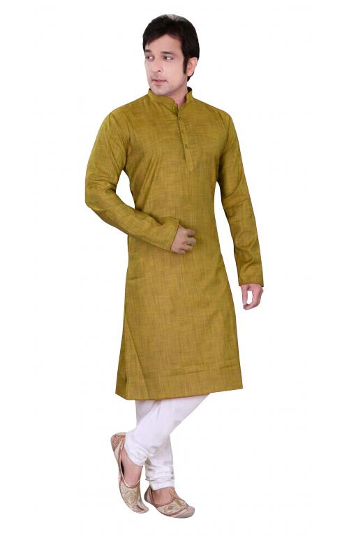 Cotton Mens Kurta suit - 760 - Kurta PNG