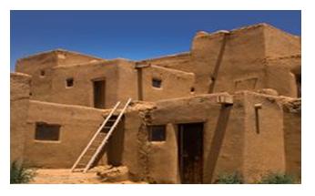 Kutcha House PNG - 45998