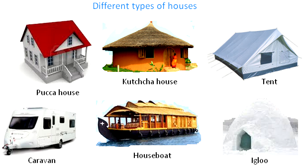 Kutcha House PNG - 45995