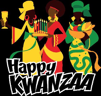 The 7 Principles of Kwanzaa - Kwanzaa PNG