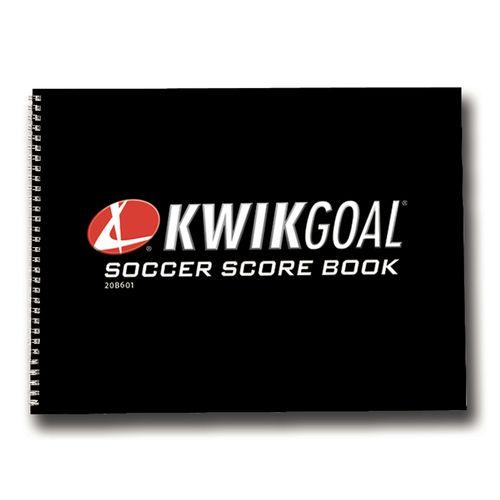 Kwik Goal Soccer Score Book - view number 1 - Kwik Goal Logo PNG