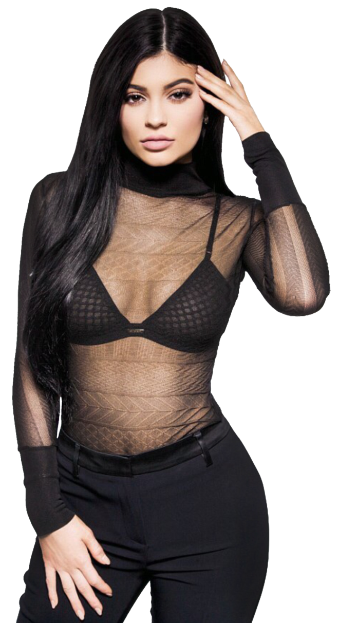 Kylie Jenner PNG by maarcopngs PlusPng.com  - Kylie Jenner PNG