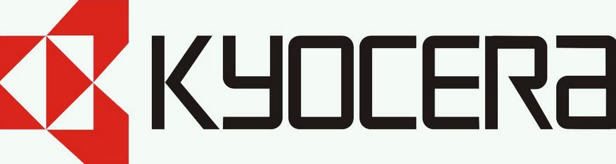 001_kyocera_printers_logo - Kyocera Logo PNG