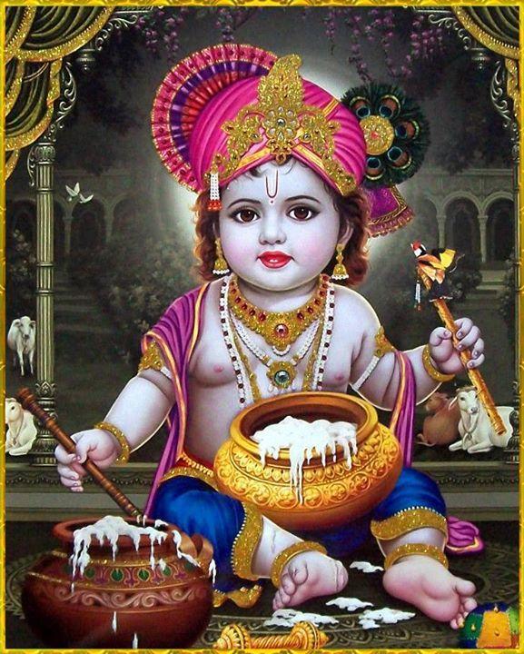 Laddu Gopal PNG - 50949