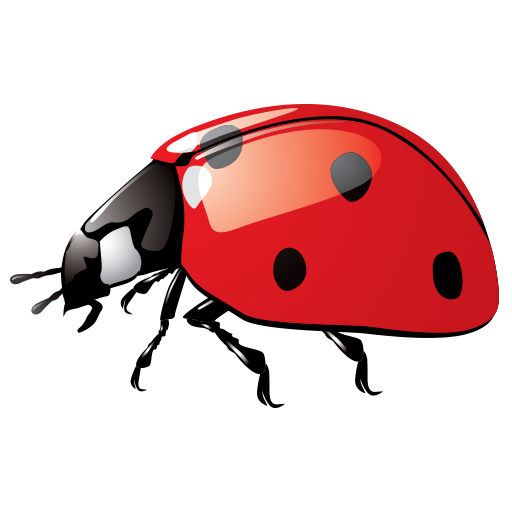 cropped-ladybug.png - Ladybug PNG
