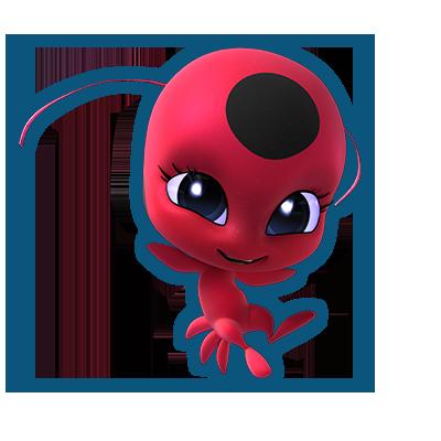 Tikki Render 3.png - Ladybug PNG