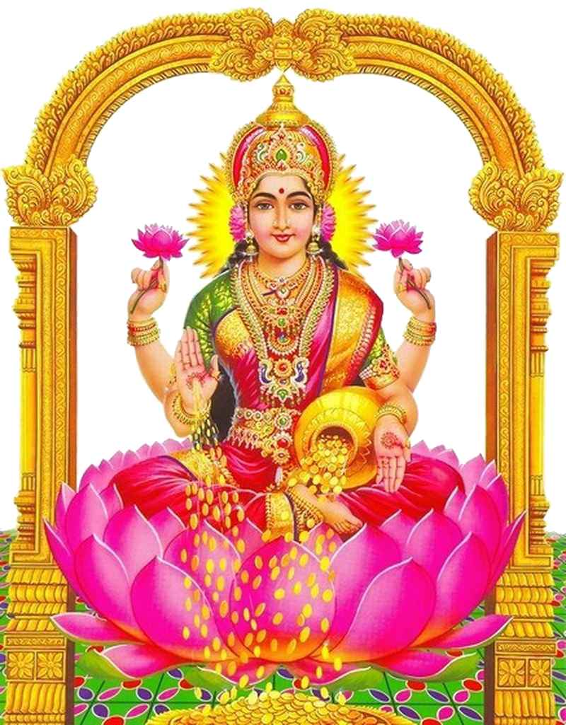 Lakshmi Png Clipart PNG Image - Lakshmi PNG