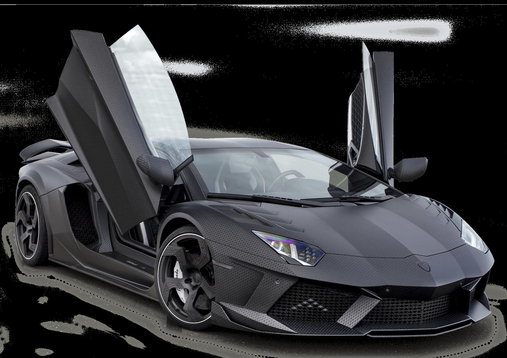 Carbon Lamborghini - Lamborghini PNG