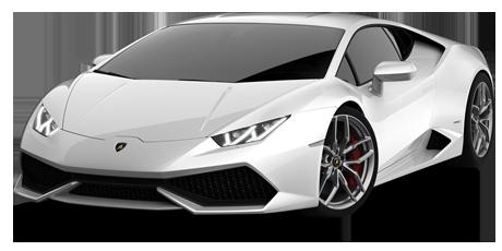 White Lamborghini PNG image - Lamborghini PNG