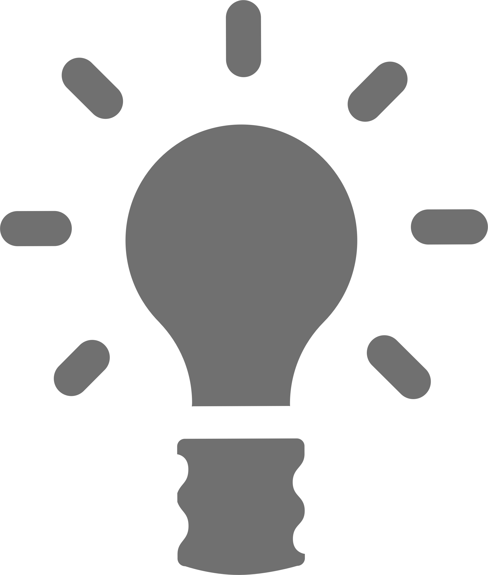 BIG IMAGE (PNG) - Lamp PNG Black And White