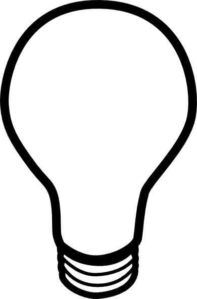 PNG: small · medium · large - Lamp PNG Black And White