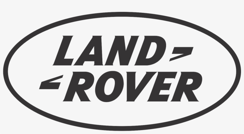 1 Of 2free Shipping 2 X Land Rover Big Logo Graphic - Land Rover Pluspng.com  - Land Rover Logo PNG