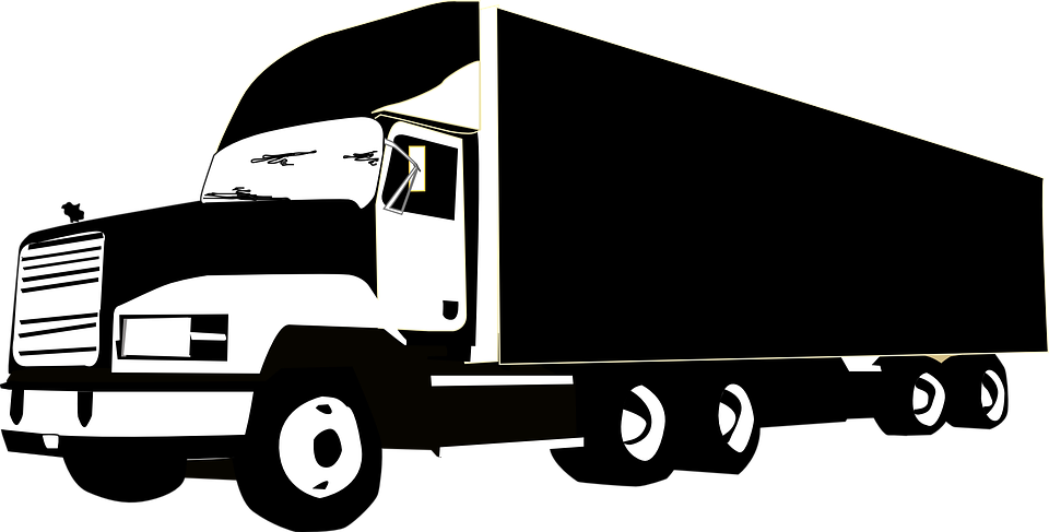 Transport PNG Transparent Picture - Land Transportation PNG Black And White
