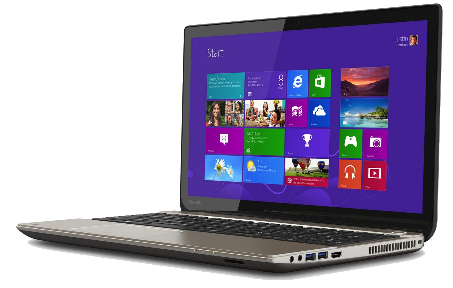 Laptop PNG - 8357