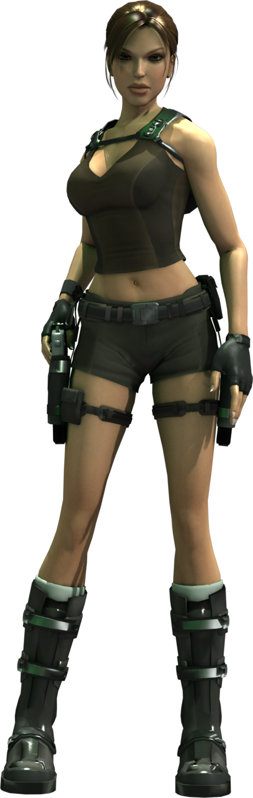 Lara Croft HD PNG - 93252