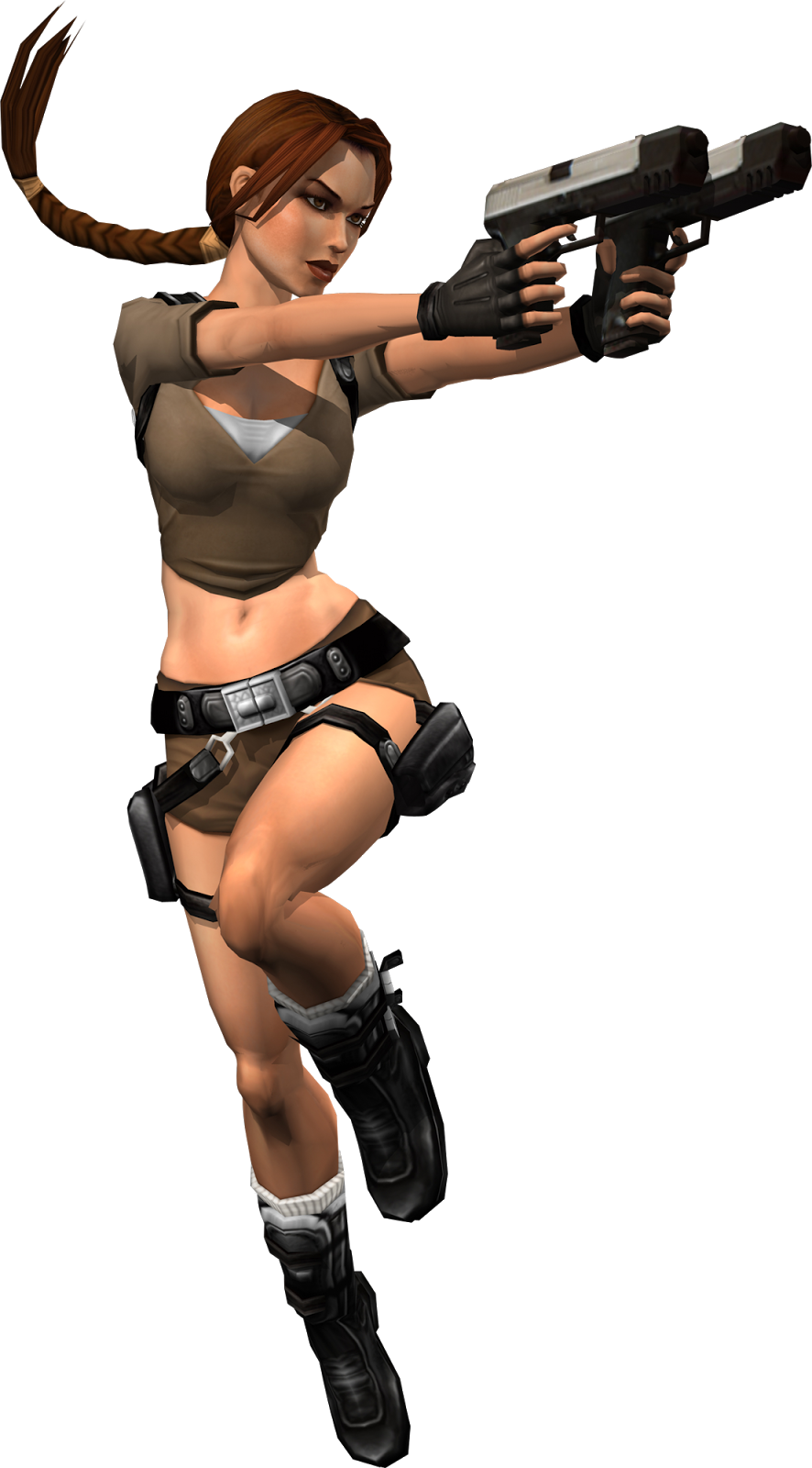 Lara Croft HD PNG - 93256