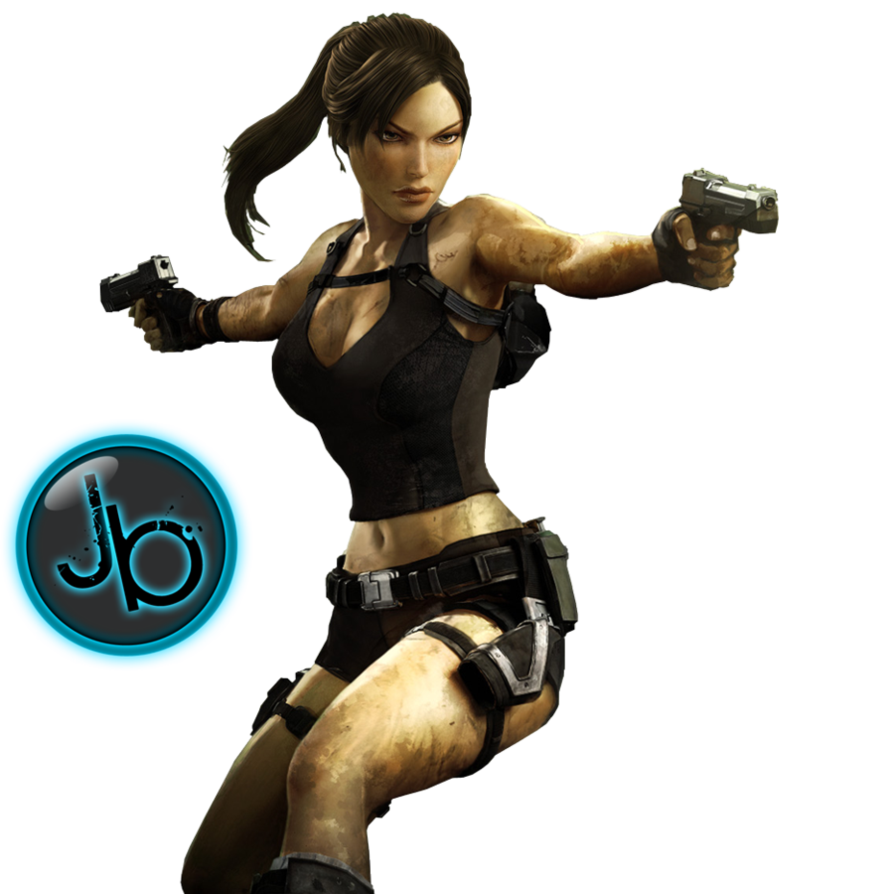 Lara Croft HD PNG - 93241