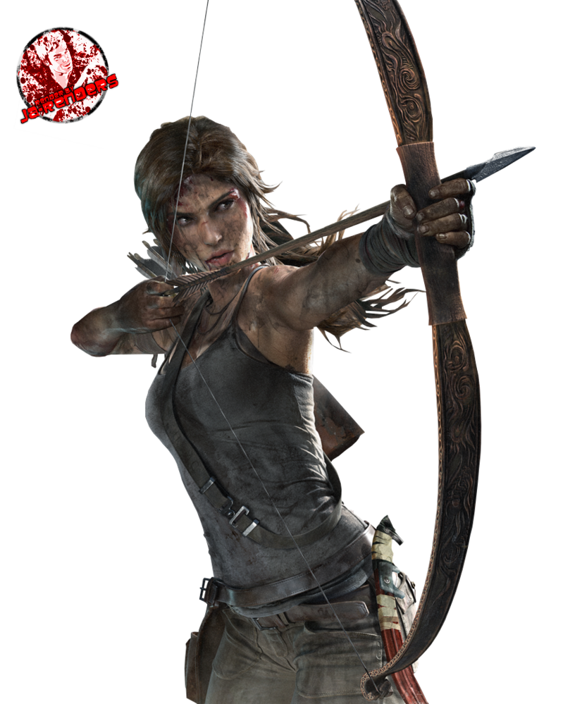 Lara Croft HD PNG - 93242