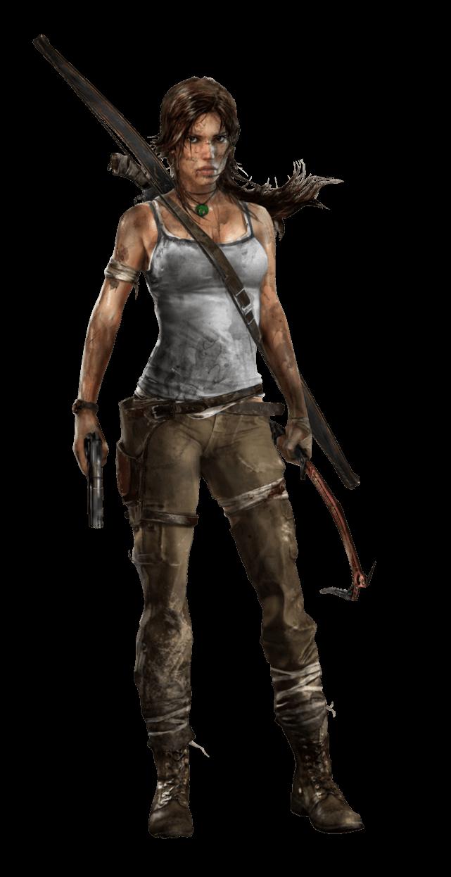 Lara Croft HD PNG - 93243