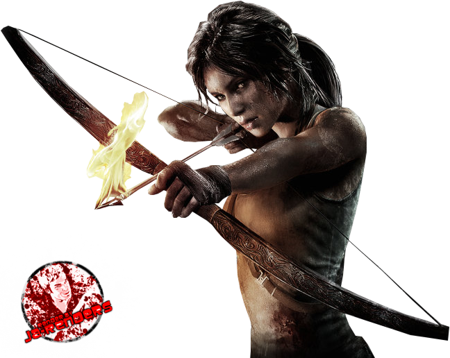 Lara Croft HD PNG - 93254