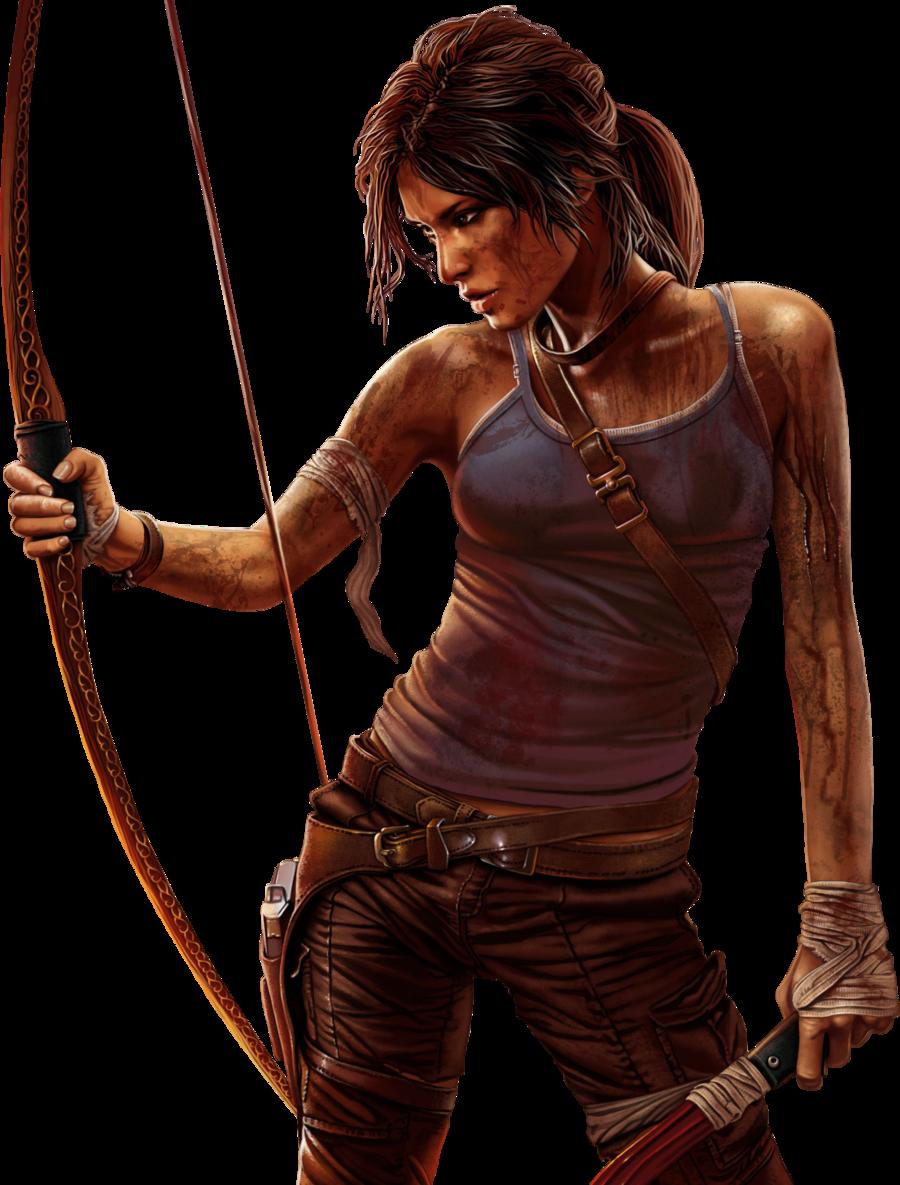 Lara Croft HD PNG - 93248