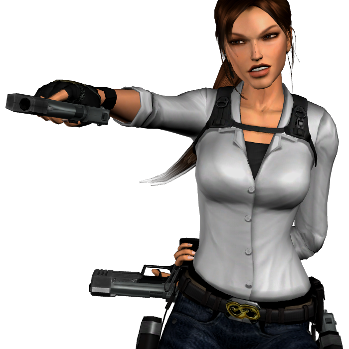 Lara Croft HD PNG - 93247