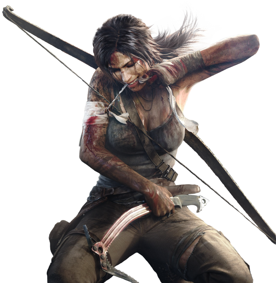 Lara Croft HD PNG - 93246