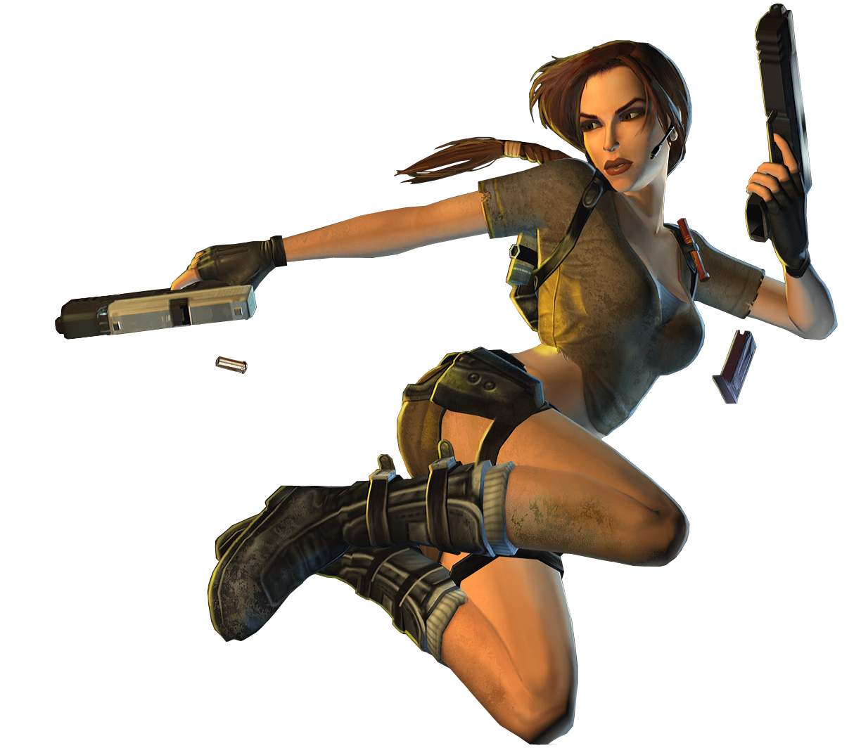 Lara Croft HD PNG - 93250