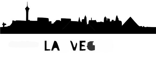 Las Vegas Skyline Vector PNG - 69080