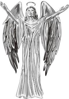 Angel Tattoos PNG - 2540