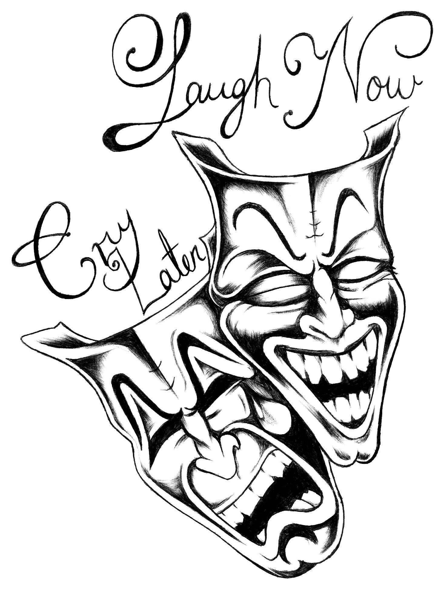 Laugh And Cry PNG - 134915