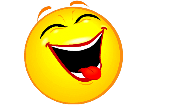 Laughing Smiley Face #2288908 - Laughing PNG HD