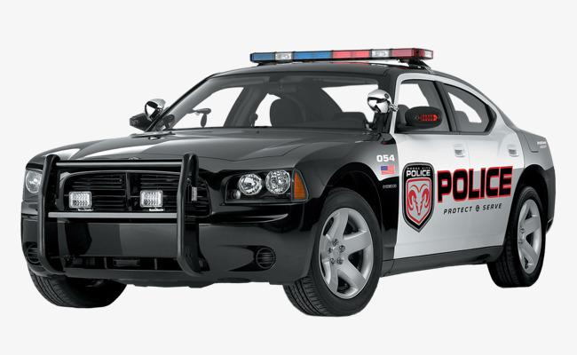 Black police police car, Black, Policemen, Police Car Free PNG Image - Law Enforcement PNG HD