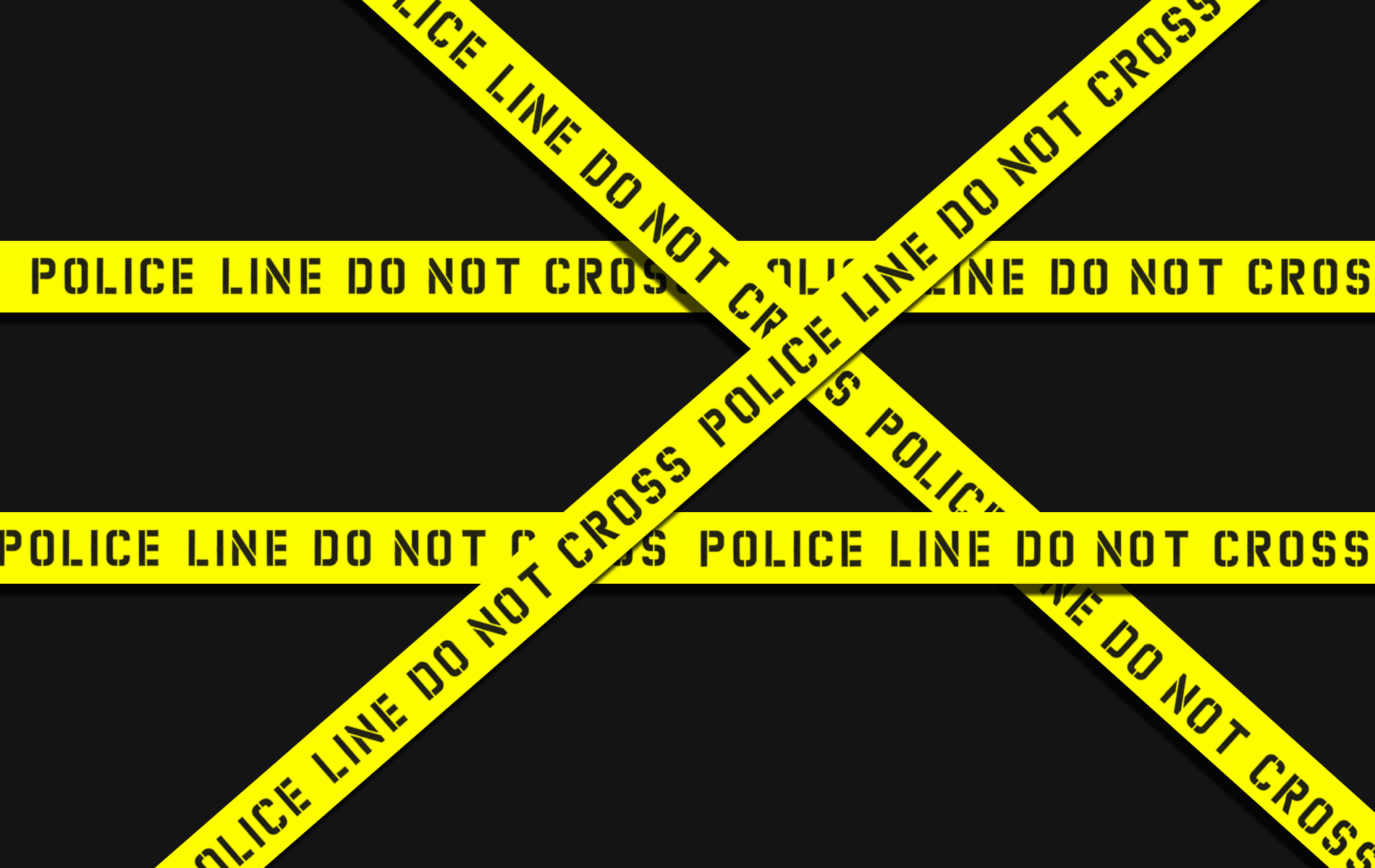 Police Line Wallpaper for Desktop - Law Enforcement PNG HD