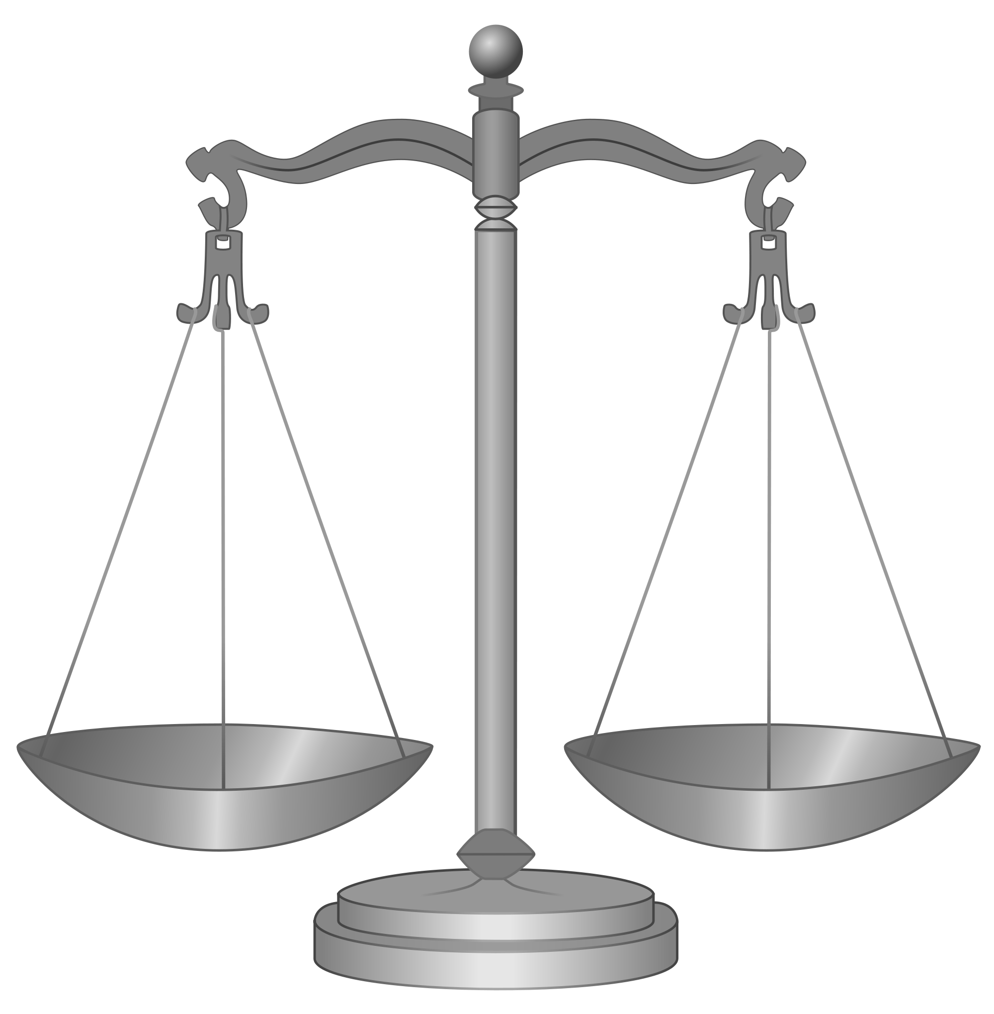 Law Scale PNG - 43256