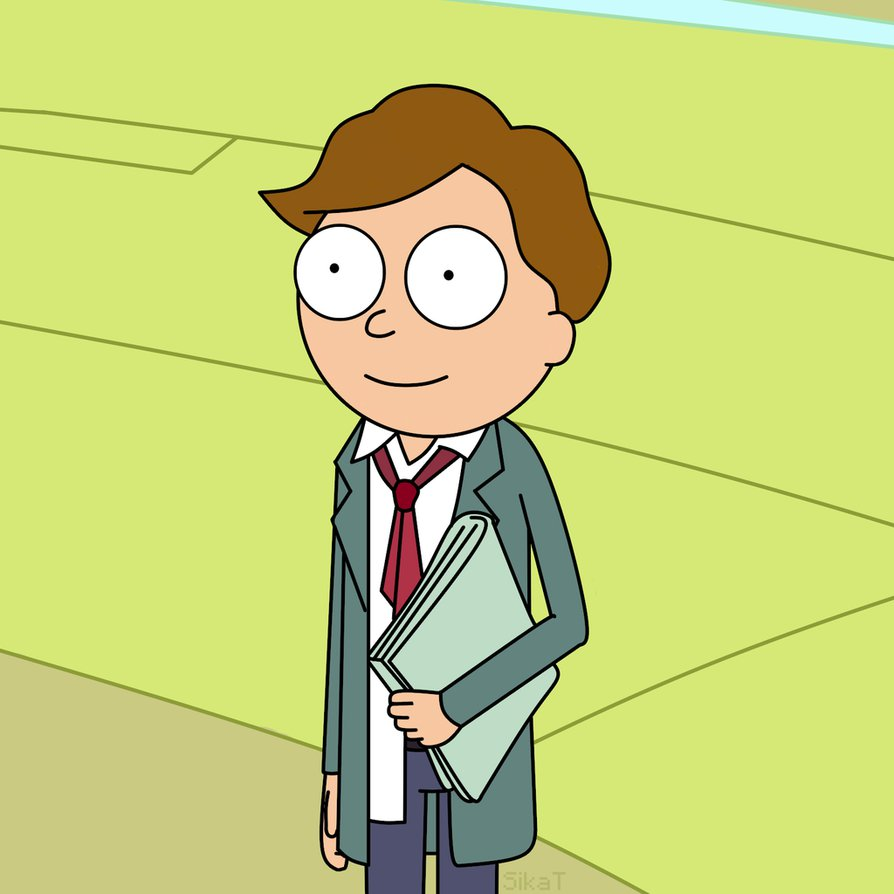 Morty Lawyer HD by PacManSika