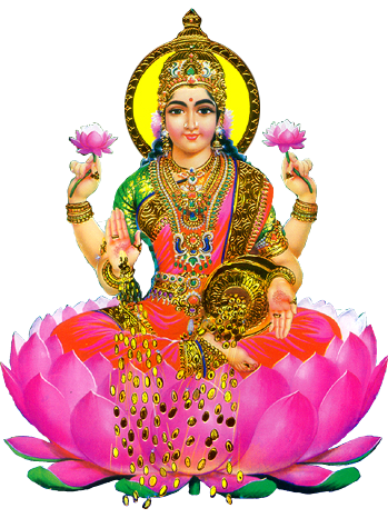 Laxmi Devi PNG-PlusPNG.com-349 - Laxmi Devi PNG