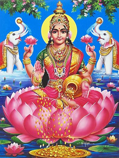 Laxmi Devi PNG - 43233
