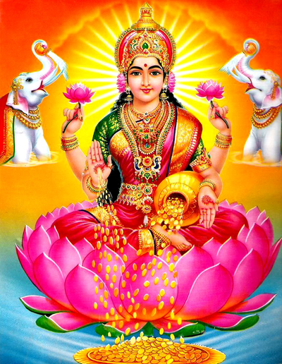 detailed information how to do laxmi pooja, lakshmi aarti, lakshmi chalisa,  lakshmi puja - Laxmi Devi PNG